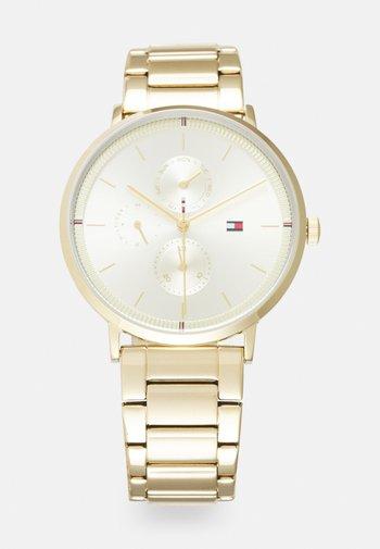 JENNA - Watch - gold-coloured