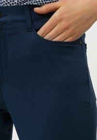 BRAX - STYLE MARY C - Shorts - indigo - 3