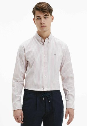 BOLD STRIPE REGULAR FIT - Shirt - rose