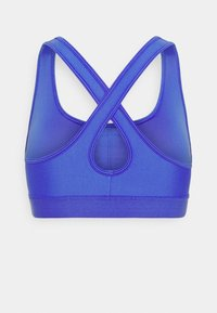 Under Armour - MID CROSSBACK BRA - Sports bra - emotion blue - 6