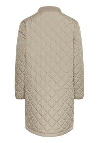 Cream - ARWENCR - Winter coat - silver mink - 4
