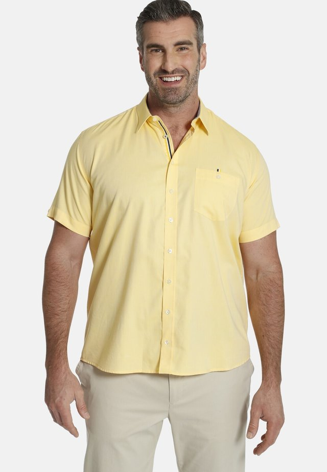 YVEN - Shirt - gelb