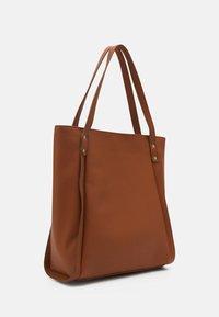 Even&Odd - Tote bag - cognac - 1