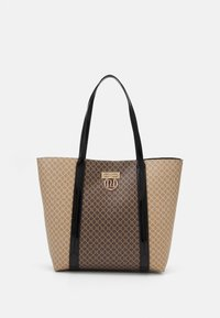 River Island - Tote bag - brown dark - 0