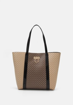 Shopper - brown dark