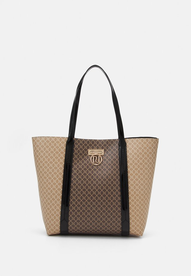 Shopping Bag - brown dark