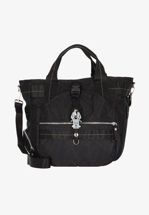 Tote bag - bag in black
