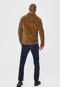 Selected Homme - Summer jacket - camel - 2