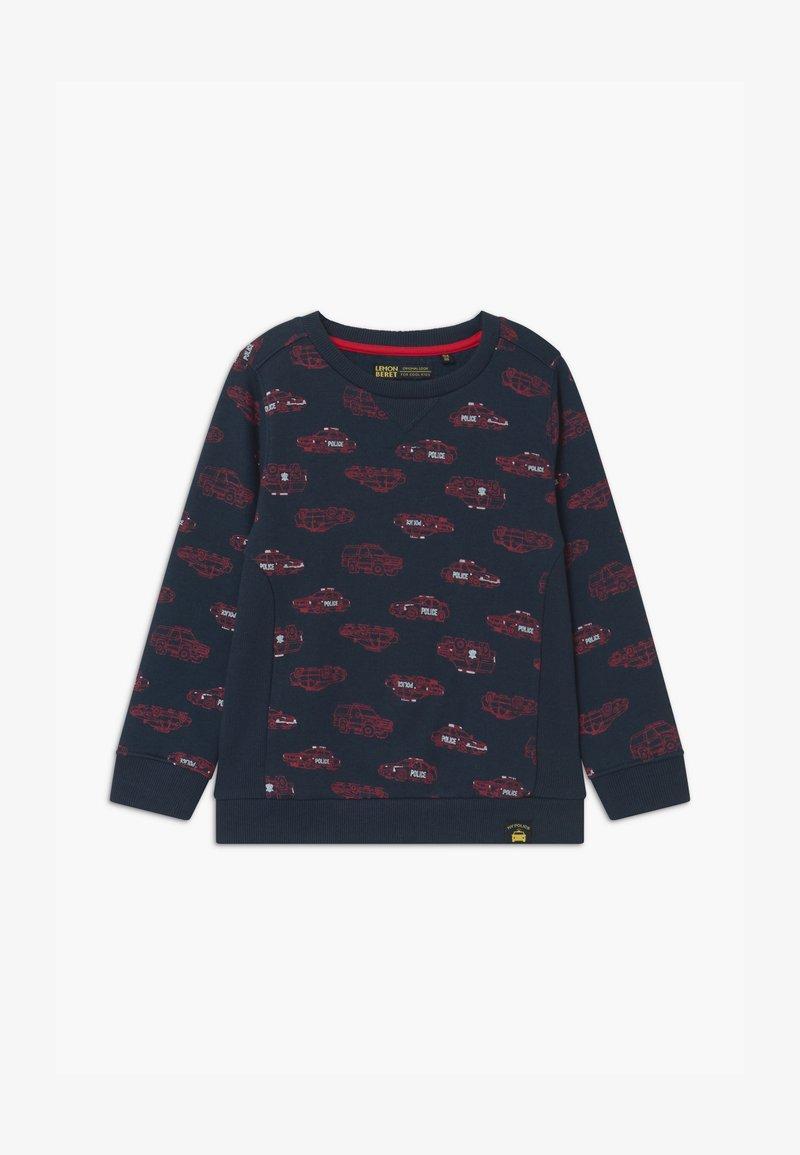 Lemon Beret - SMALL BOYS - Sweatshirt - navy blazer