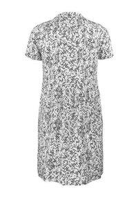 Live Unlimited London - Shirt dress - white - 2