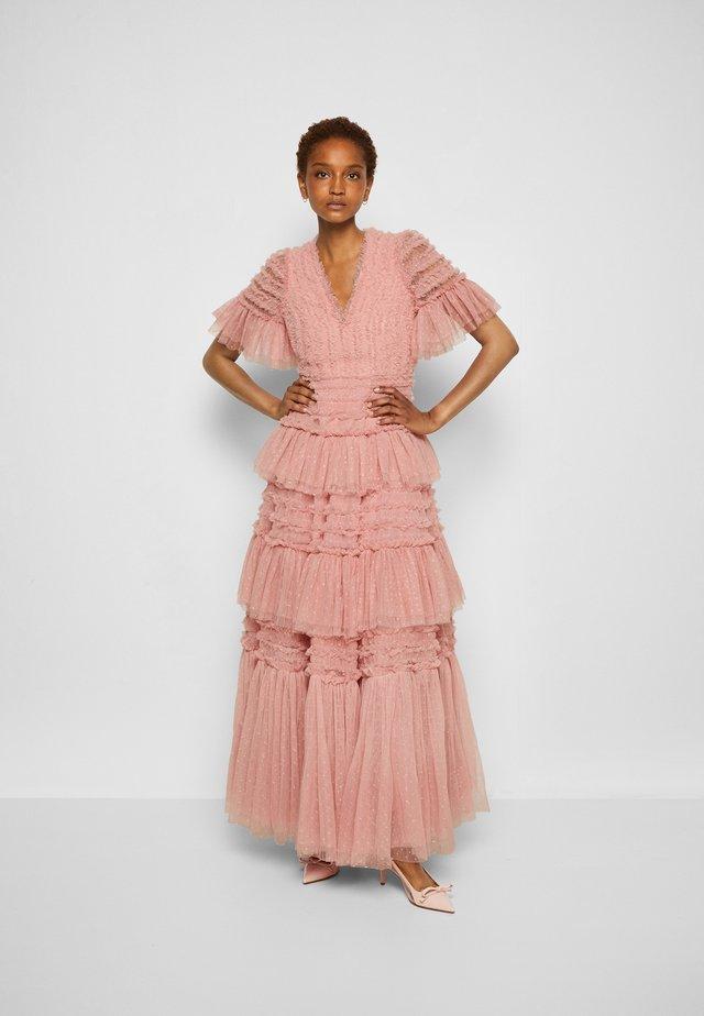 CLARABELLE GOWN - Robe de cocktail - rose