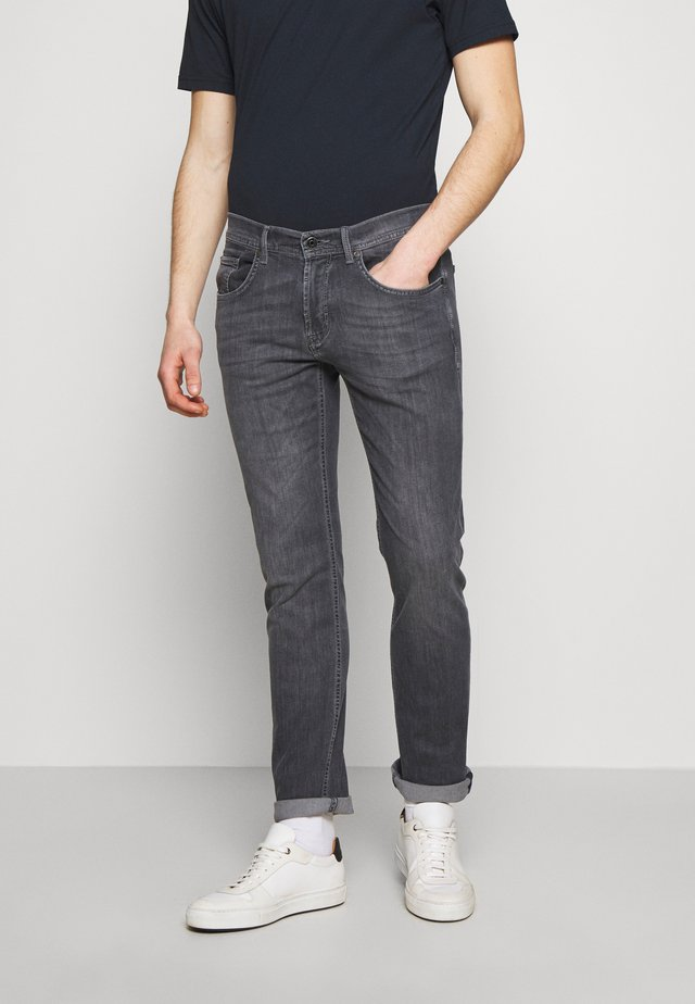 JACK - Jean slim - grey denim