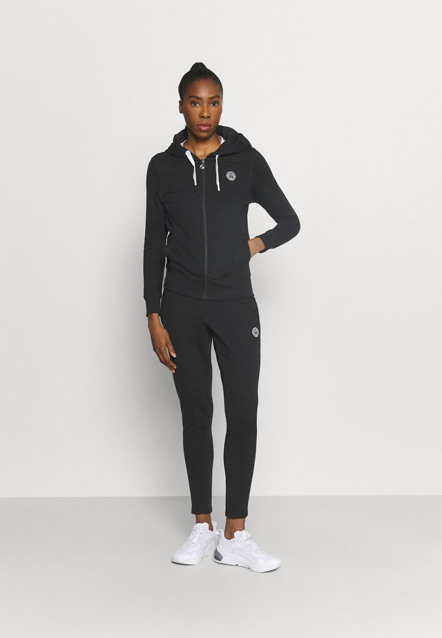 DALILA BASIC TRACKSUIT - Trainingspak - black