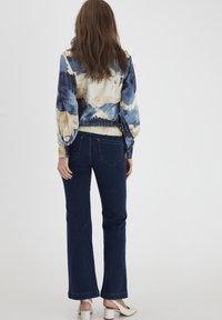 Dranella - DRLARRIET 3 TALIA  - Slim fit jeans - mid neptune blue - 4