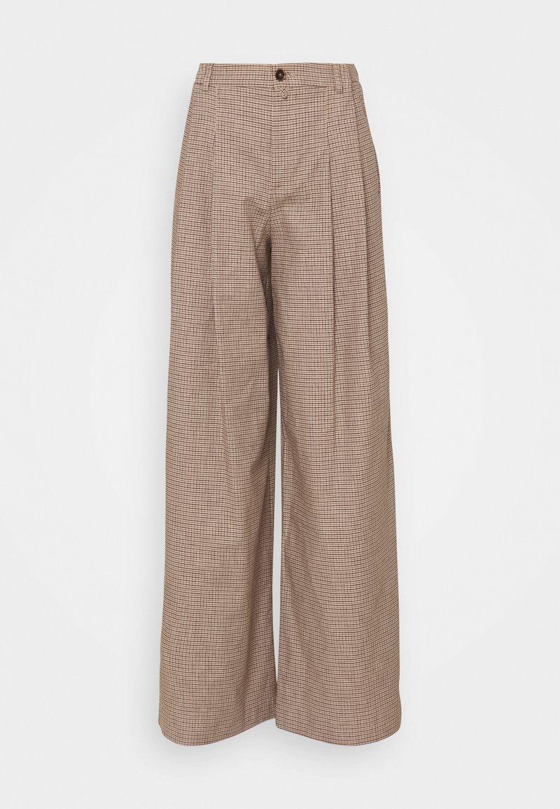 DRYKORN - ELATE - Trousers - braun