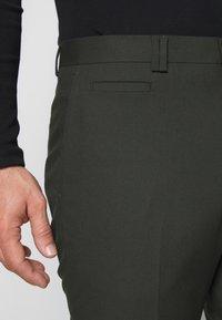 Viggo - GOTHENBURG SUIT SET - Kostym - khaki - 6