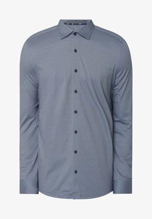 SLIM FIT - Shirt - marineblau