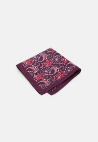 Burton Menswear London - SET - Tie - burgundy - 3