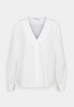 ENBAGGESEN  - Button-down blouse - white