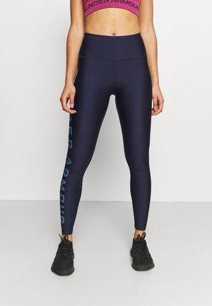 BRANDED LEG - Leggings - midnight navy