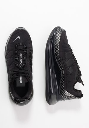 MX-720-818 BG - Sneakers basse - black/metallic silver/anthracite