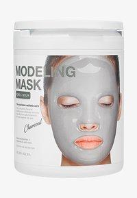 MODELING MASK - CHARCOAL - Face mask - -