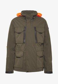 Schott - FOXTER RIPSTOP - Summer jacket - khaki - 7