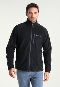 Columbia - FAST TREK™ II FULL ZIP - Fleecová bunda - black - 0