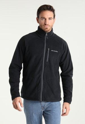FAST TREK™ II FULL ZIP - Fleecová bunda - black