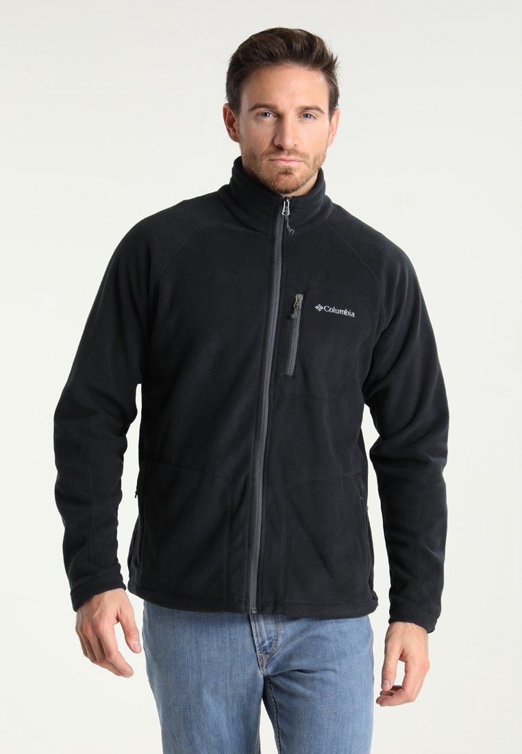 Columbia - FAST TREK™ II FULL ZIP - Fleecová bunda - black