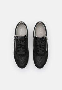 Caprice - Sneakers laag - black - 5