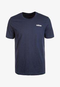 adidas Performance - ESSENTIALS  - Camiseta básica - ink - 0