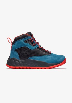 SOLAR WAVE MID - Sneakers laag - majolica blue