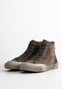 AllSaints - DUMONT - High-top trainers - taupe - 1