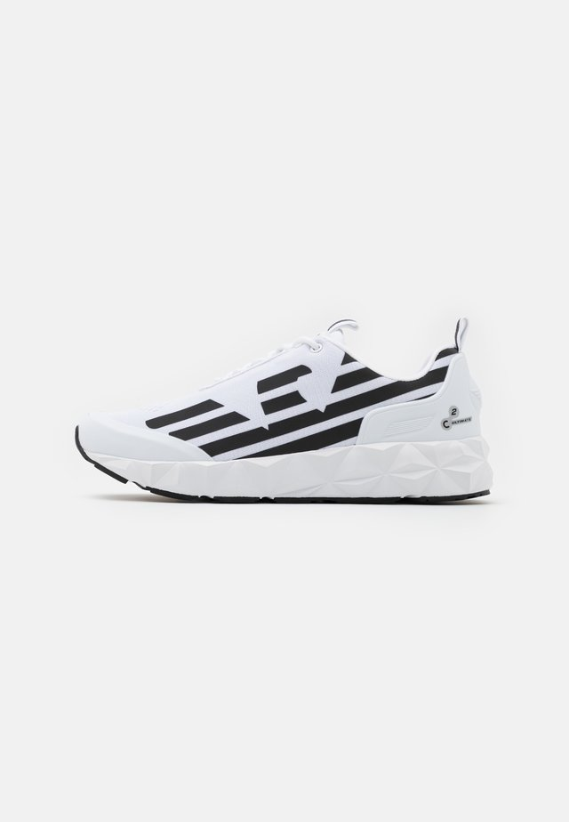 UNISEX - Zapatillas - white/black