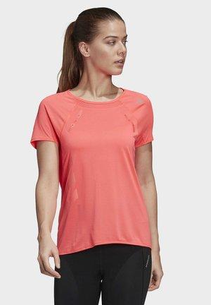 HEAT.RDY - T-shirt print - pink