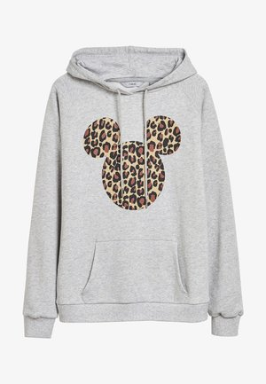 MICKEY MOUSE  - Hoodie - grey