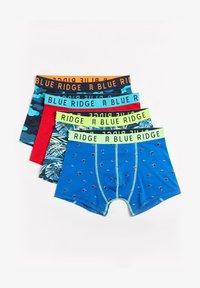 WE Fashion - 4-PACK - Boxer shorts - multi-coloured - 0