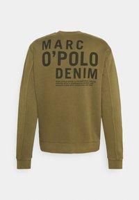 Marc O'Polo DENIM - Sweatshirt - fresh olive - 5