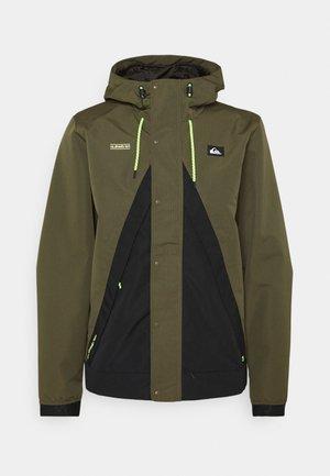 MOON LIGHT - Outdoor jacket - grape leaf