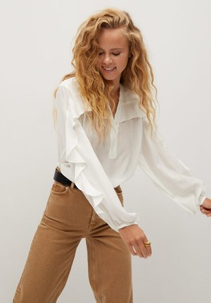 DREAM - Blouse - blanc cassé