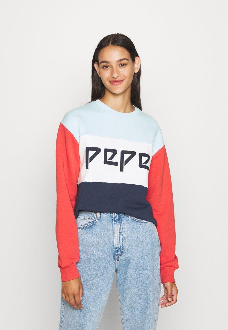 Pepe Jeans - Sweatshirt - pale blue