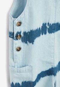 Next - Jumpsuit - blue denim - 3