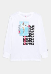 Jordan - JUMPMAN SKY FLY  - Long sleeved top - white - 0