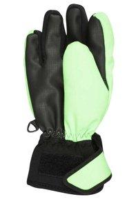 Reusch - TORBENIUS R-TEX JUNIOR - Guanti - black/neon green - 2