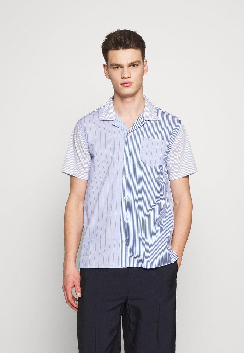 Libertine-Libertine - CAVE - Shirt - light blue