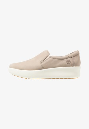 BERLIN PARK - Slippers - light beige