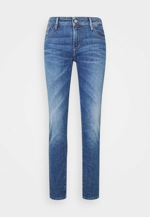 MONROE MID - Relaxed fit jeans - blue