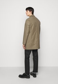 Trussardi - COAT REGULAR FIT - Classic coat - caribou - 2