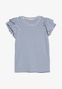 J.CREW - LILIAN - Print T-shirt - ivory/blue - 2